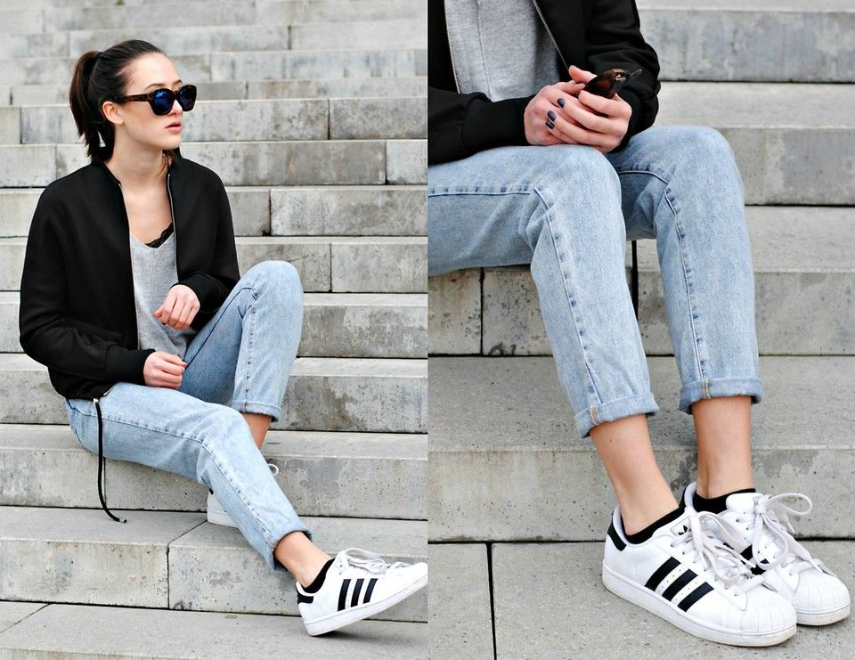Trends: How to Wear Adidas Superstar Sneakers | Adidas