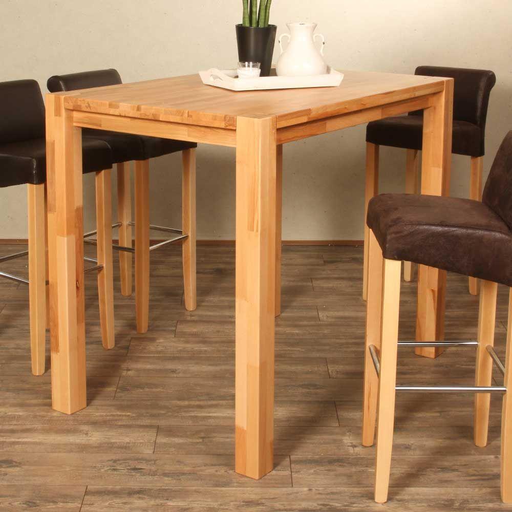 massivholztisch aus kernbuche hoch jetzt bestellen unter. Black Bedroom Furniture Sets. Home Design Ideas