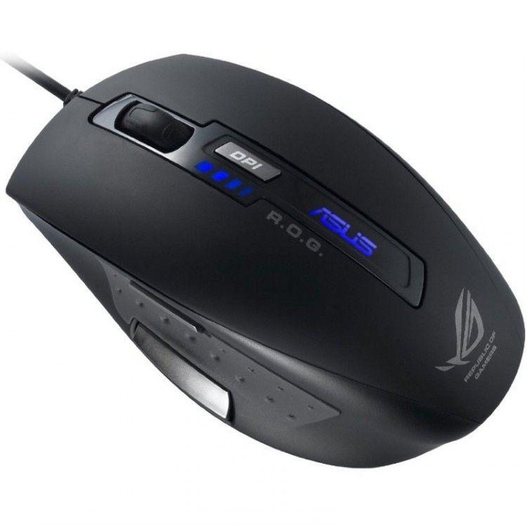 Mouse gaming Asus ROG GX850 alegerea perfecta pentru gaming intens.