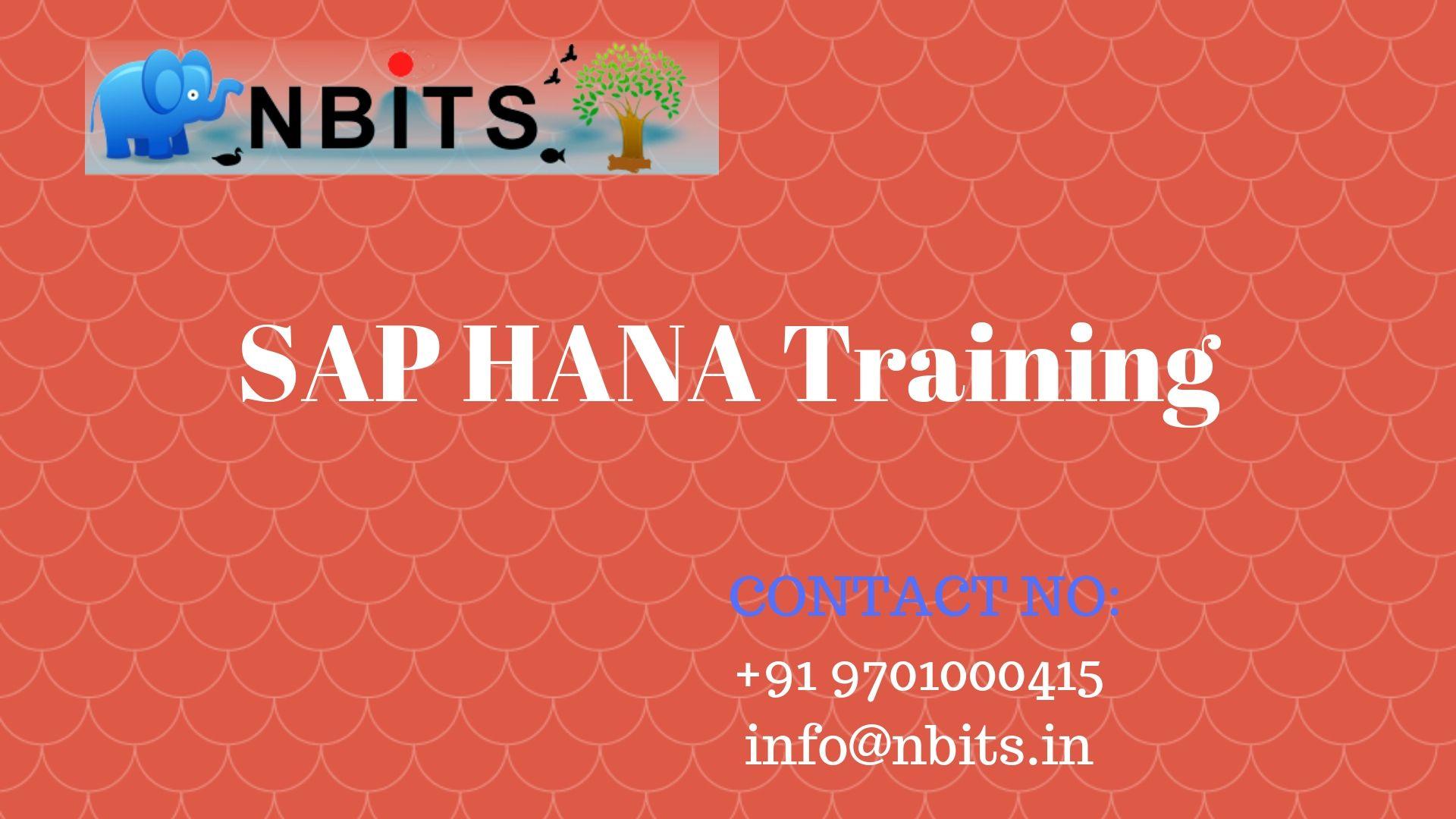 Best Sap Hana Training Institutes In Hyderabad Classroom Training Train Salesforce