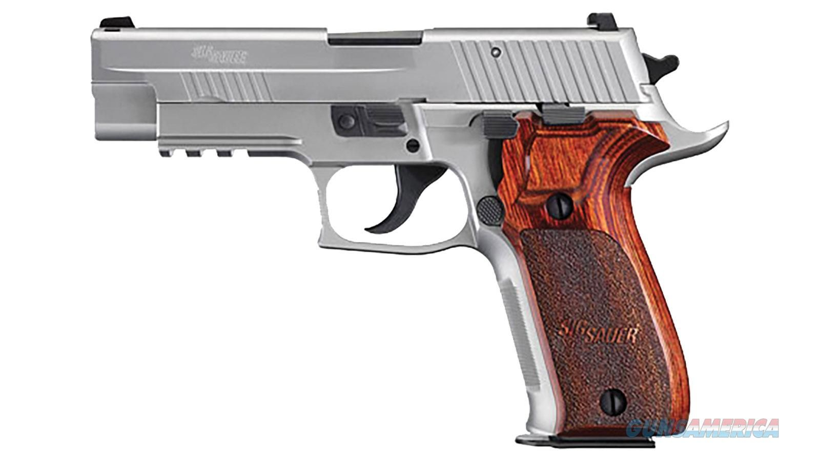 SIG SAUER P226R ELITE 9MM 15RD SS N/S E26R-9-SSE  Guns > Pistols > Sig - Sauer/Sigarms Pistols > P226