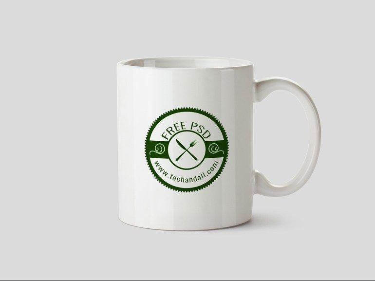Free Mug Psd Mockup In 2021 Mugs Cool Mugs Mug Cup