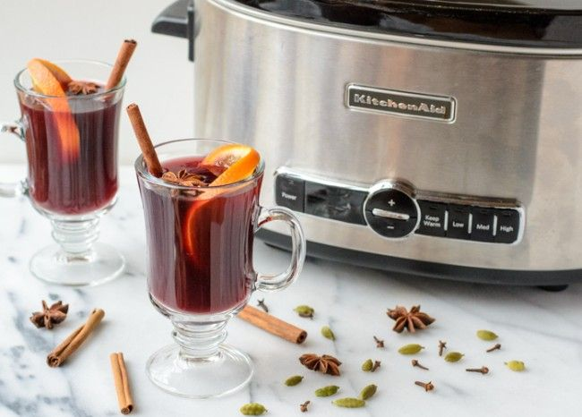2 mulled wine