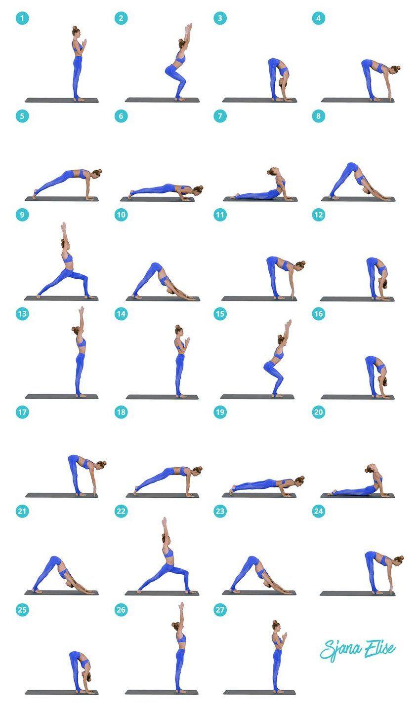 summer solstice yoga flow