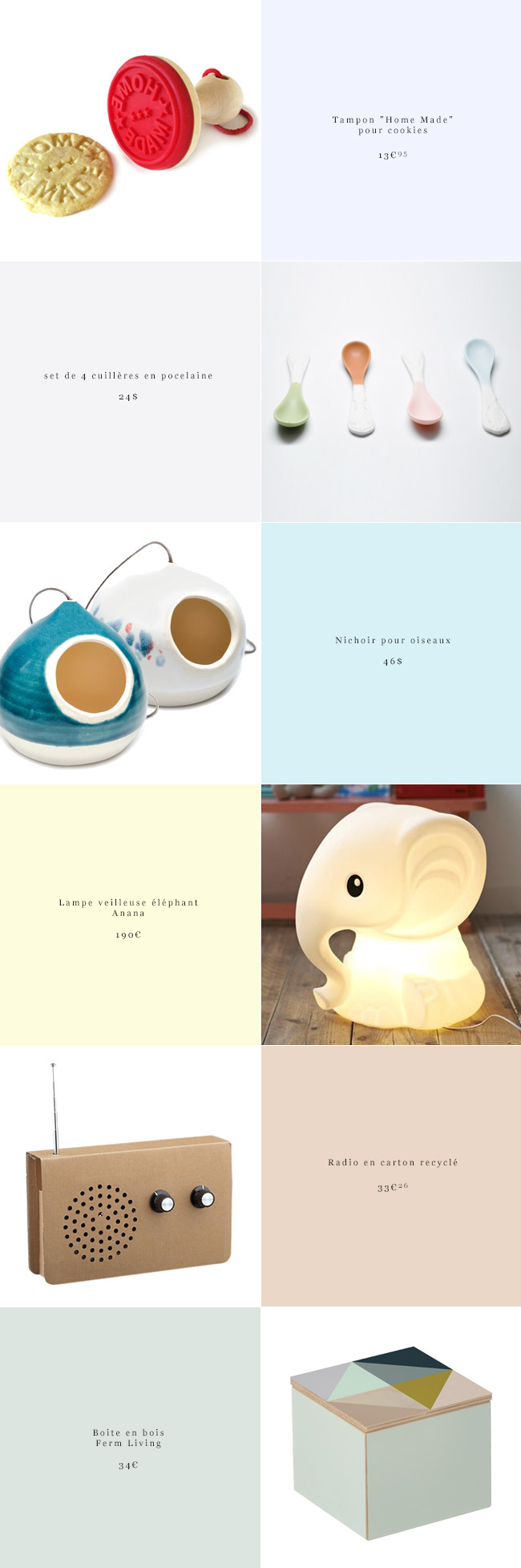 Idées cadeaux de Noel #2 | Poligom