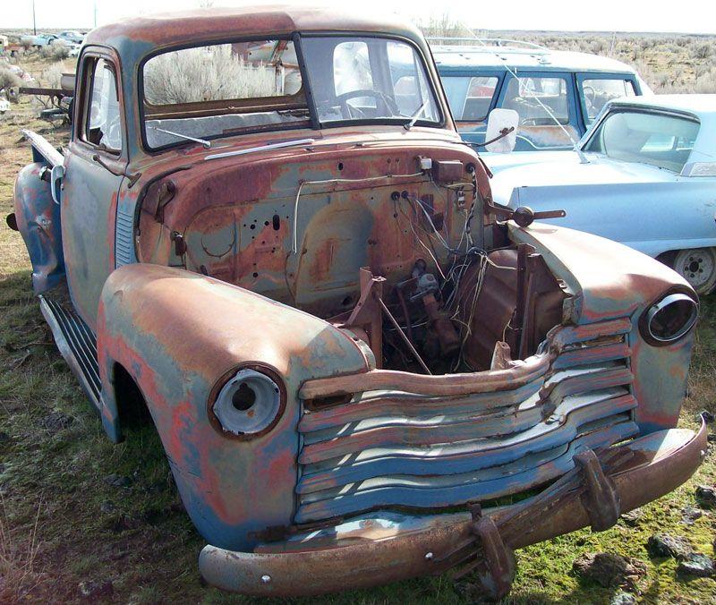 Chevrolet vintage truck | 47-54 Chevy Truck | Pinterest | Vintage ...