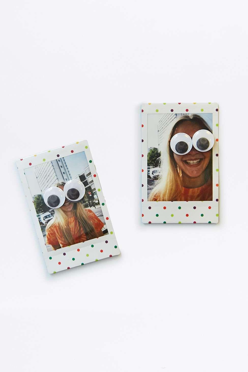 Aimants de frigo avec des yeux globuleux - Urban Outfitters