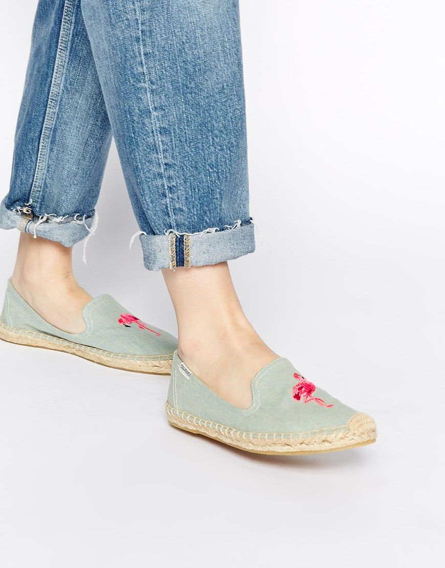 FOOTWEAR - Espadrilles Soludos Discount New Top Quality For Sale Choice For Sale Choice Cheap Price Cheap Usa Stockist RbfRbdarW