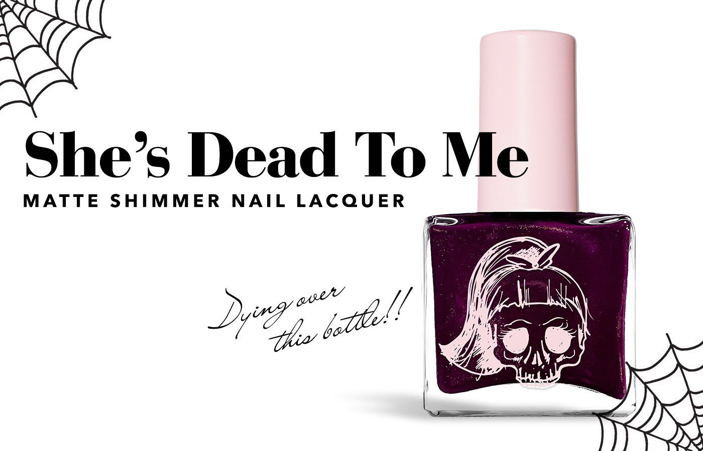 LAUNCHED: SHE'S DEAD TO ME, LIMITED EDITION HALLOWEEN NAIL ...