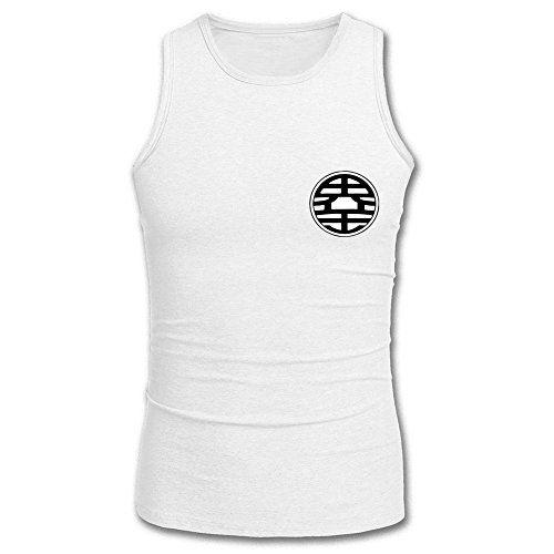 Dragon Ball Z Kame Symbol For Mens Printed Tanks Tops Sleeveless