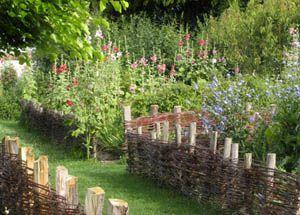 Castle life- A Medieval Garden.