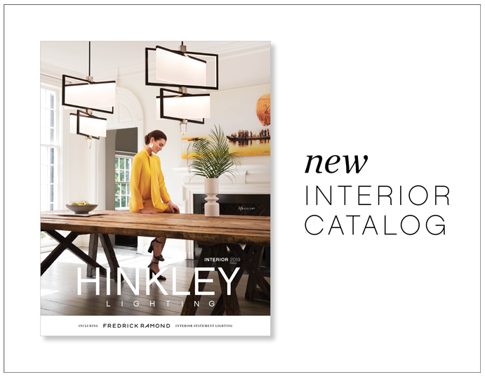 Check Out Hinkleylighting S New Catalog And Website In Our