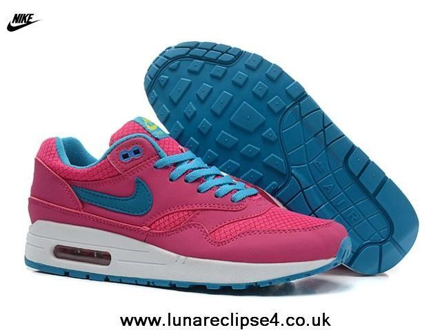 Pink Nike Air Max 1 87 Womens Shoes