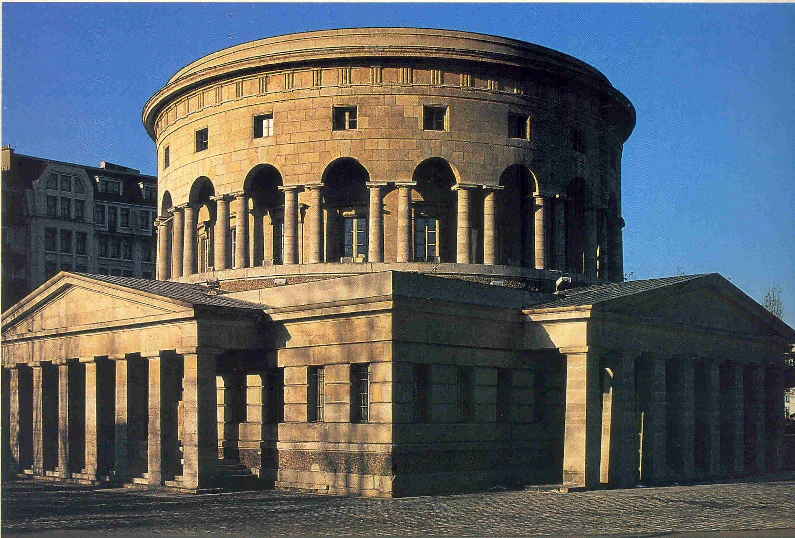 Claude Nicolas Ledoux Architecture