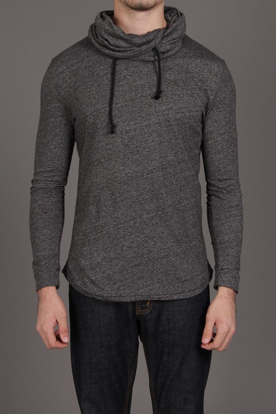 Arsnl Lantern Cowl Collar Lightweight Sweater | chessT | Pinterest ...