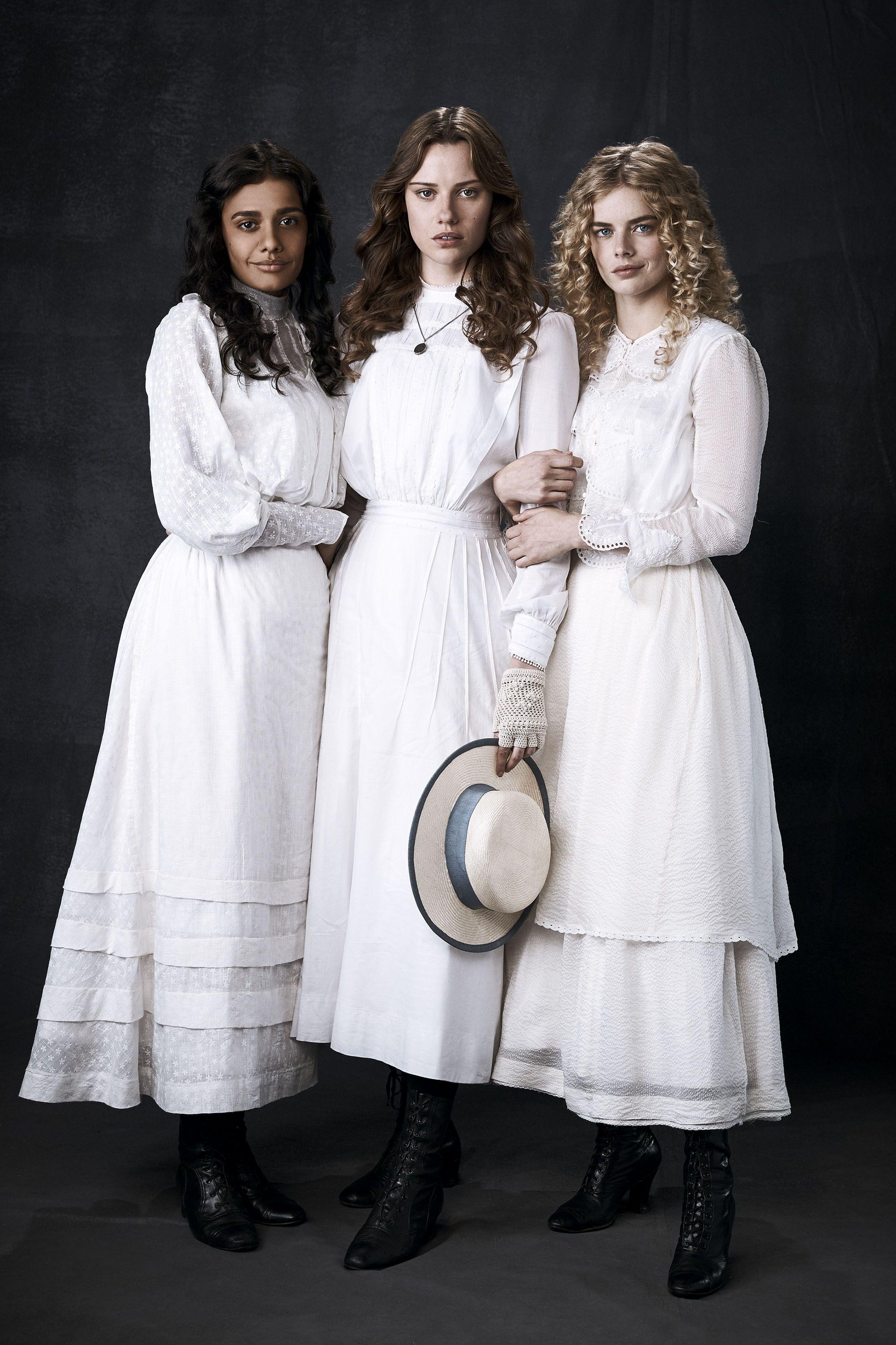 Picnic At Hanging Rock Histoire Vraie : picnic, hanging, histoire, vraie, Hanging, Picnic, Rock,, Dresses,, Victorian, Style, Clothing