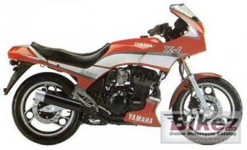 Yamaha Xj600 Full Service Repair Manual Download 1984 1992 Yamaha Bikes Yamaha Cafe Racer