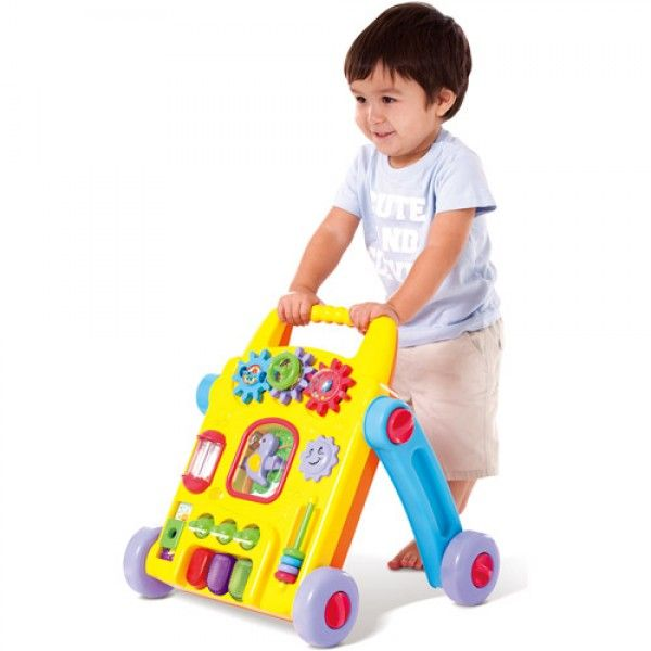 Playgo Baby S Action Walker Toys R Us Shopping Online In Pakistan