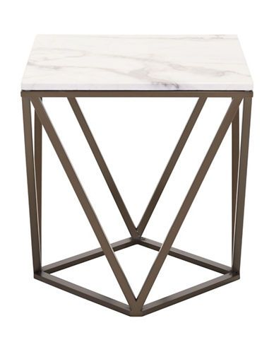 Zuo Modern Tintern Side Table Affiliate Furniture