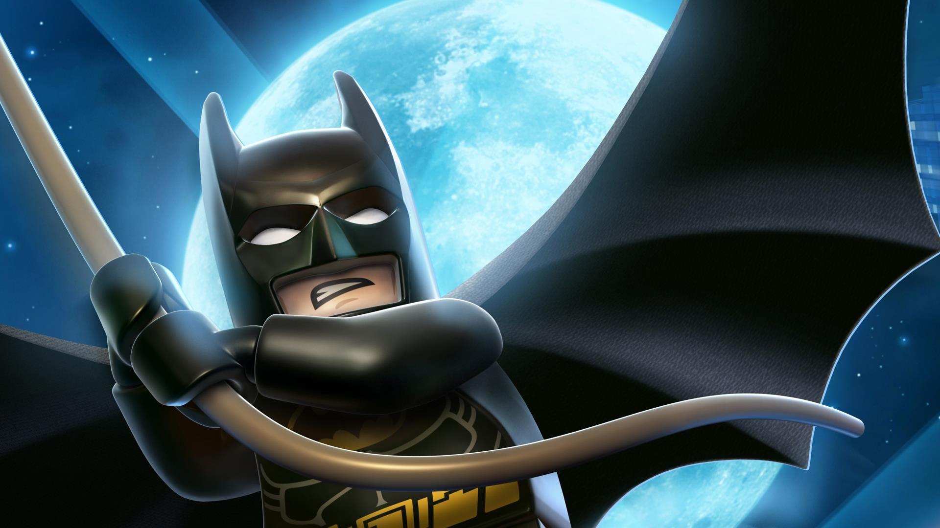 Lego Batman 2 Characters Wallpaper