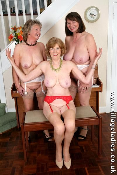 ladies nude Village uk