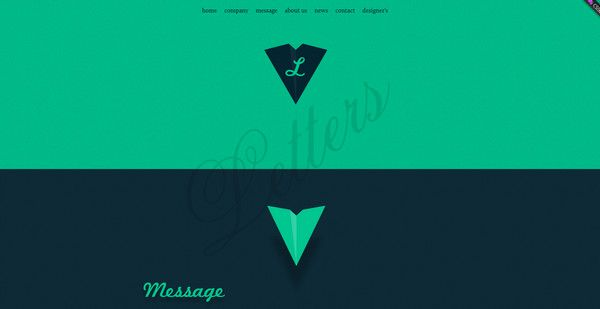Website Designs Based On Solid Single Colored Background Website Design Color Web Design Inspiration