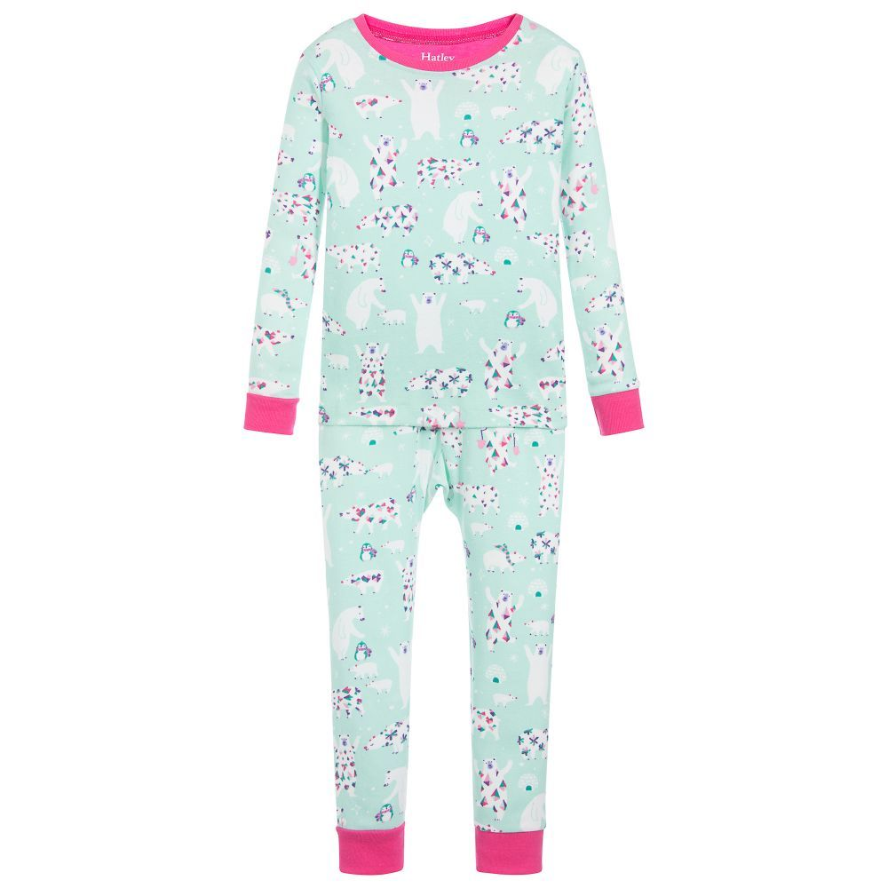 06fe315a0eaf Arctic Party  Cotton Pyjamas