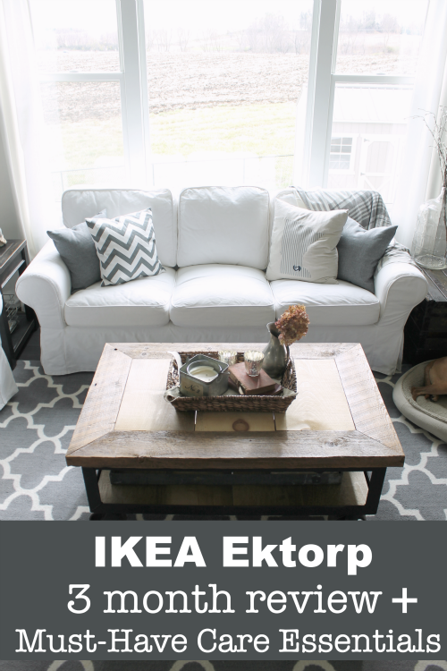 Ikea Ektorp Chair Review Back Covers For Office Chairs White Furniture Must Have Care Essentials Ok Guys It S Been Over 3 Months Now That We Ve Had Our Sofa And Love Seat So Time Me To Do A