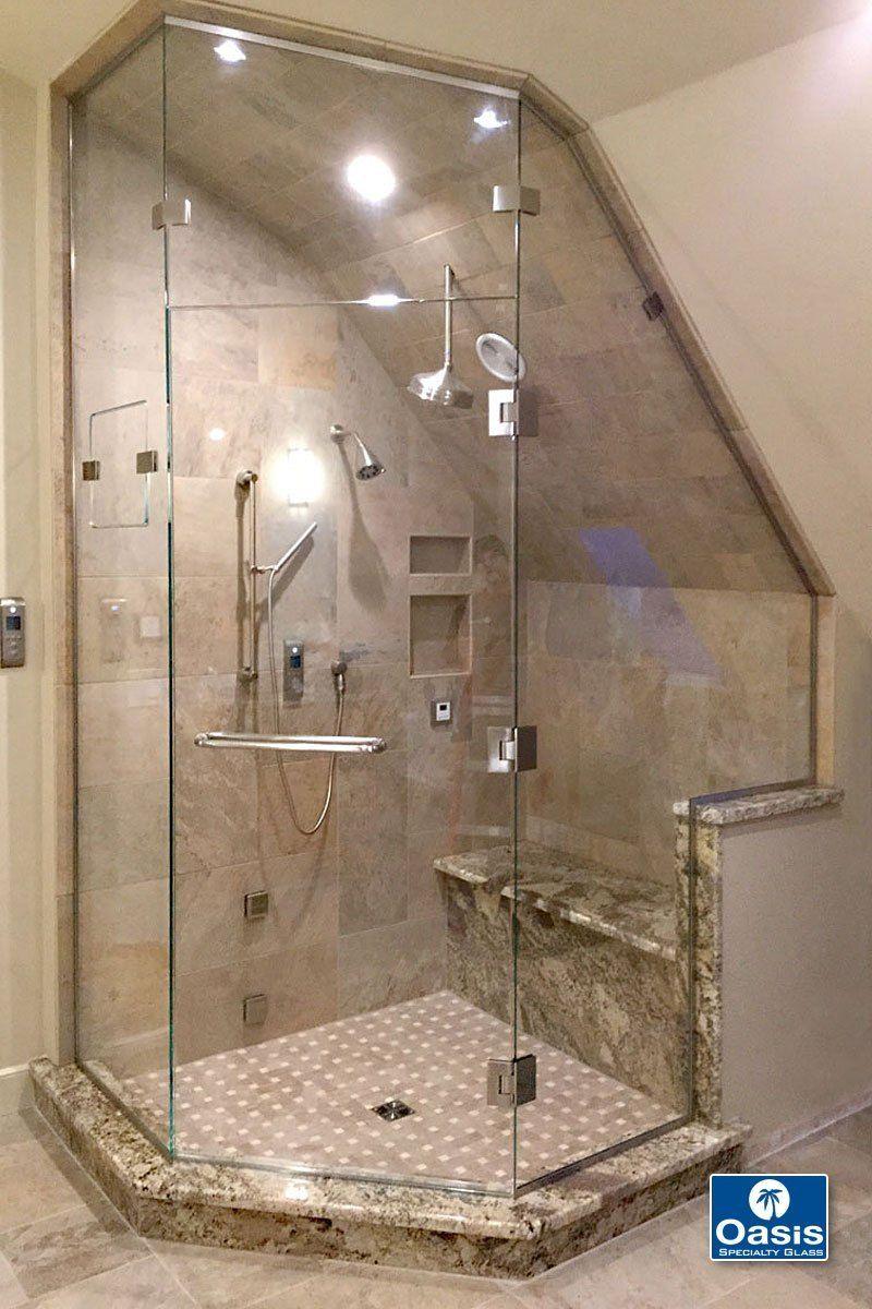 Frameless Glass Shower Doors With Images Shower Doors Glass