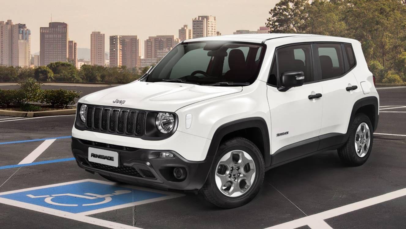 Lista De Carros Pcd 2020 Carros Pcd Jeep Jeep Renegade
