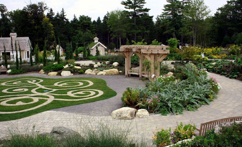 Exceptionnel Best Of Northern Beaches | Coastal Maine Botanical Gardens