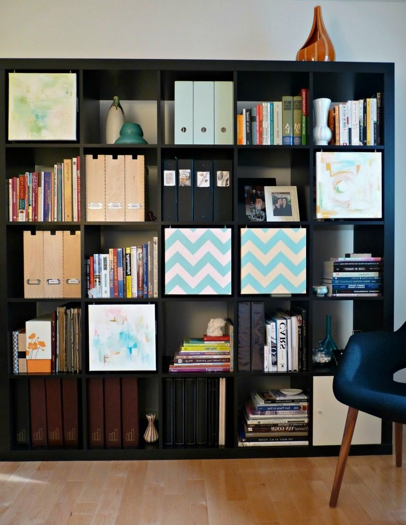 Ikea Home Office Library Ideas: Amusing Ikea Expedit Bookcase