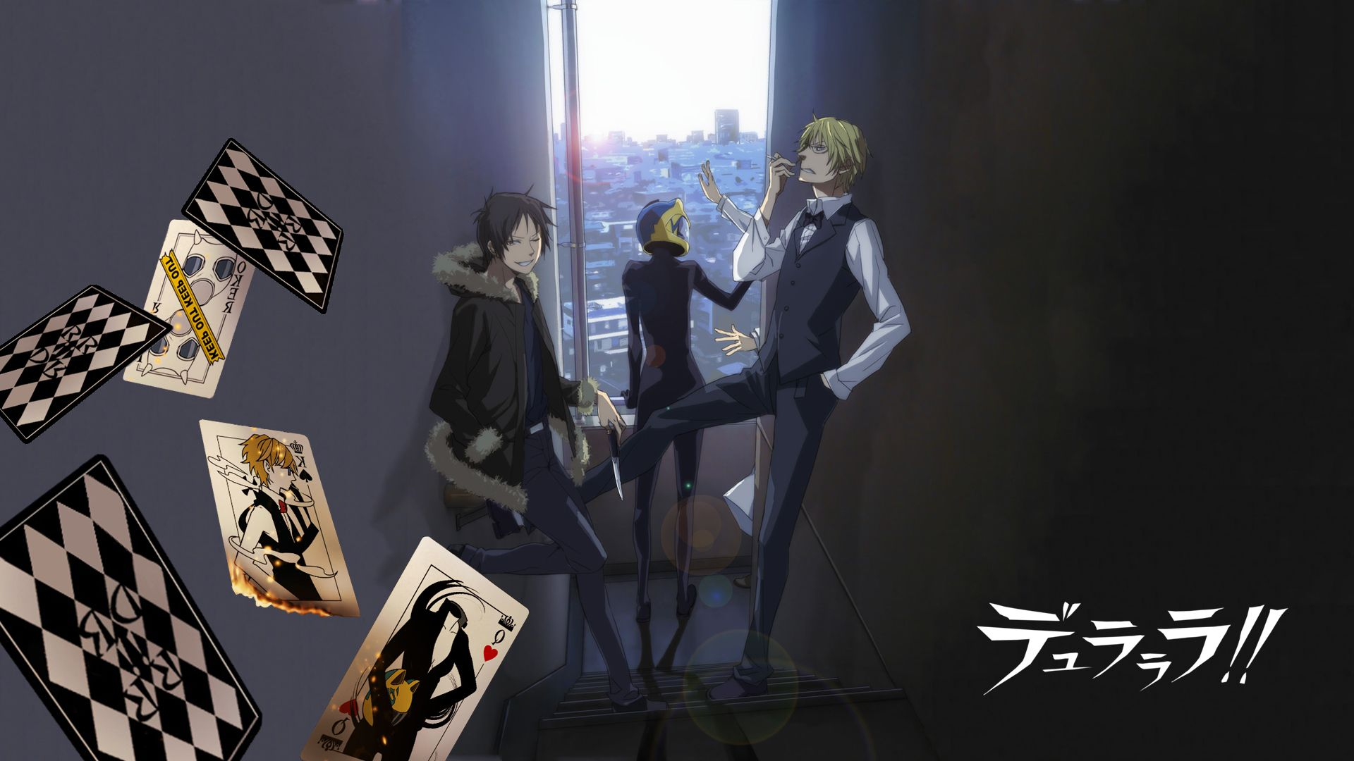 Drrr Durarara Wallpaper Durarara Wallpaper Free Download