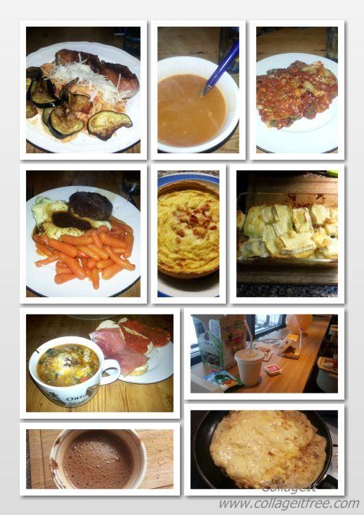 Wat we aten - weekmenu (04-2013)