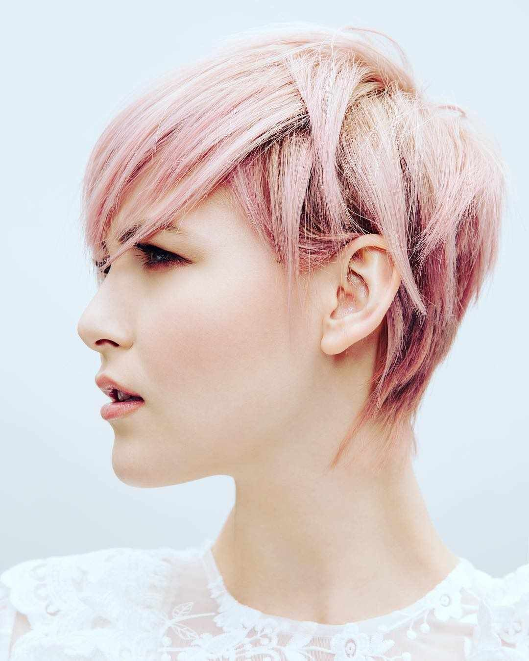 New Pixie Haircuts for Women 2019 coupe cheveux Coupe