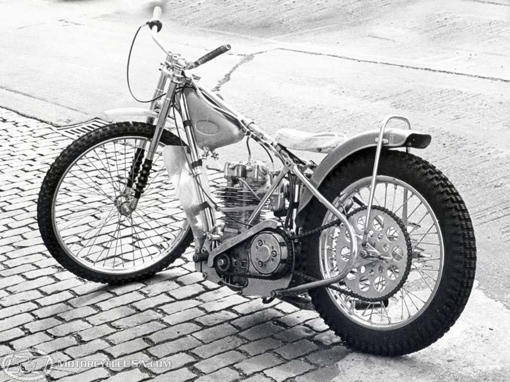 Speedway Motorcycle Racing Bikes: Classic Speedway Bike