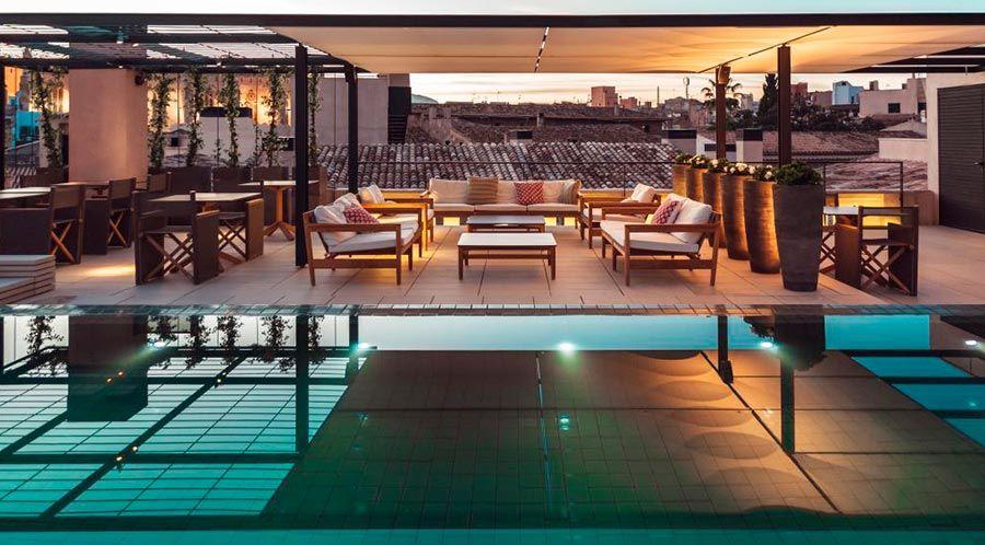 Bar Terraza Panorámica 40th Birthday Ideas Small Luxury