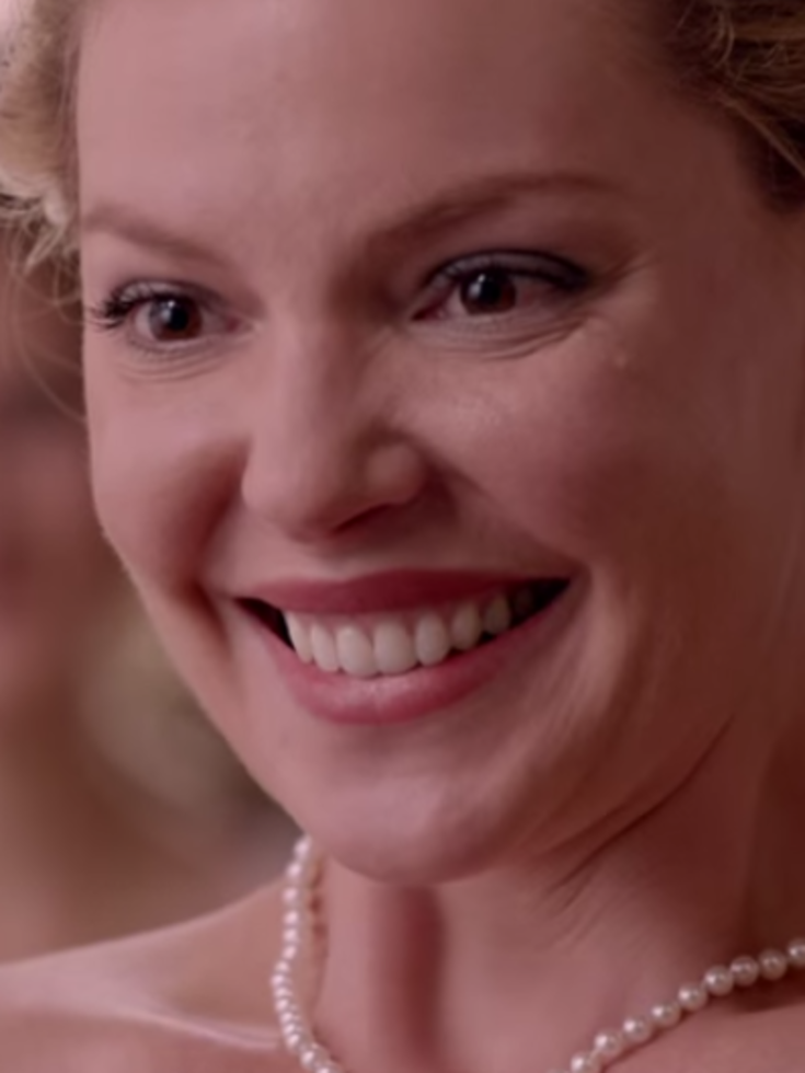 Katherine Heigl Marries Alexis Bledel In Jenny S Wedding Trailer Wedding Trailer Katherine Heigl Wedding Movies