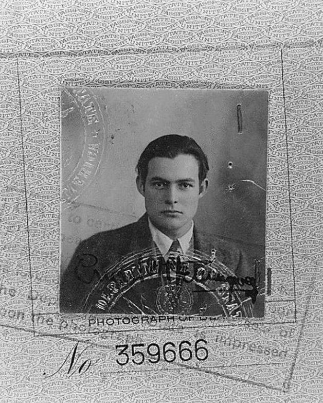 Ernest Hemingway - 1923 -