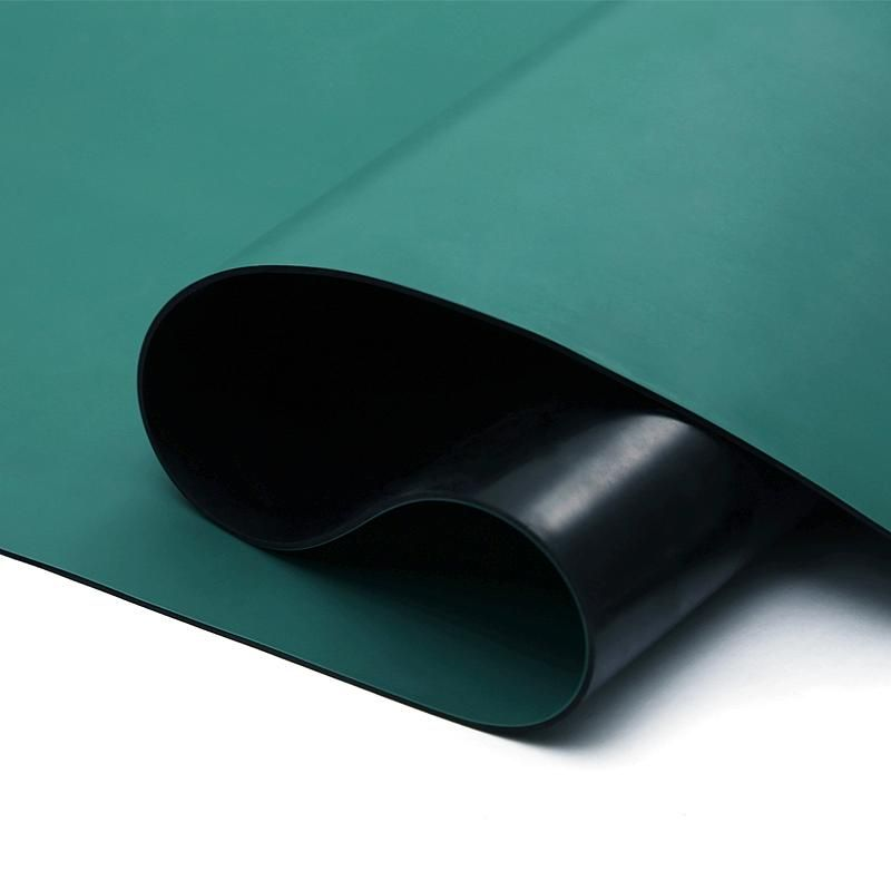 Is The Esd Rubber Mat Can Be Permanently Anti Static Esde