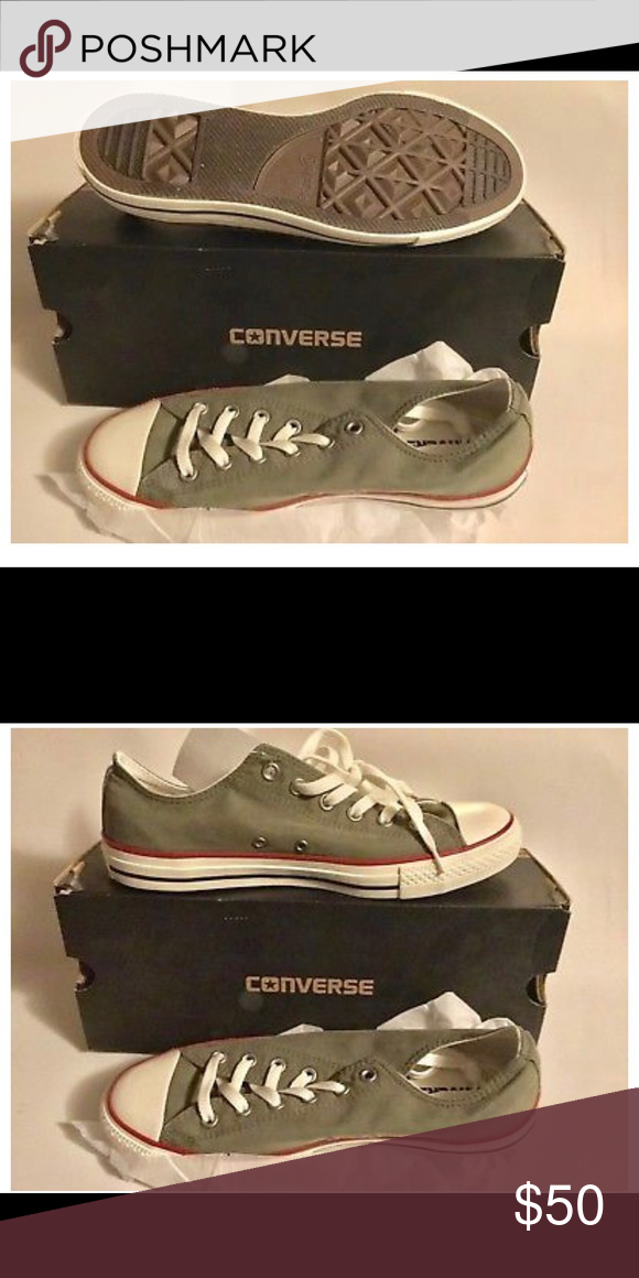 a2058b0a4637 Converse Men s 8 women s 10 BRAND NEW NEVER WORN Converse Shoes Sneakers
