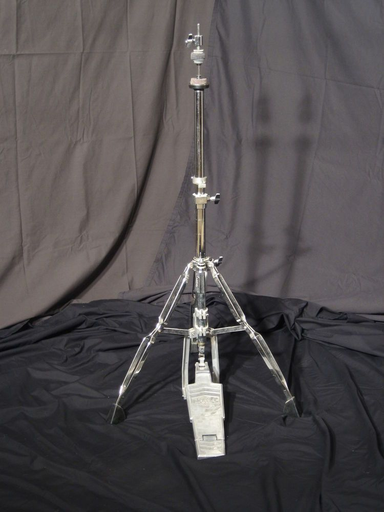 Vintage 1970s Tama 6895 Titan Hi Hat Stand Great Condition No Reserve Hat Stands Hi Hats Percussion Stands