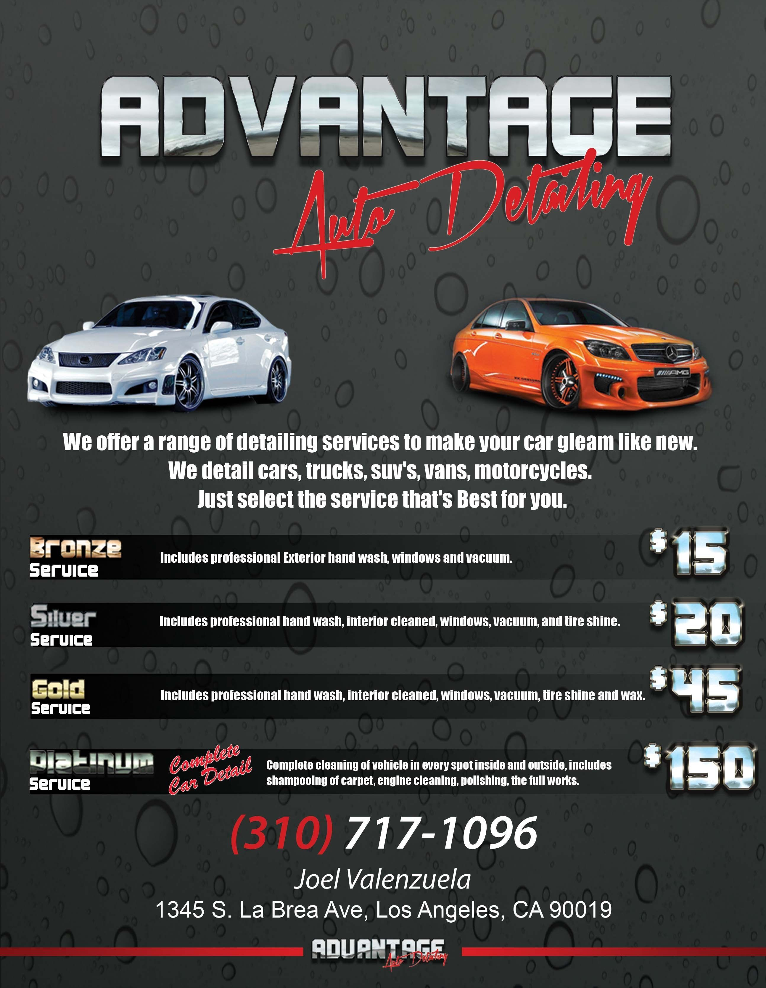 Auto Detailing Flyer Template Image Result For Auto Detailing Flyers Cars Flyer Template Car Detailing Car Wash