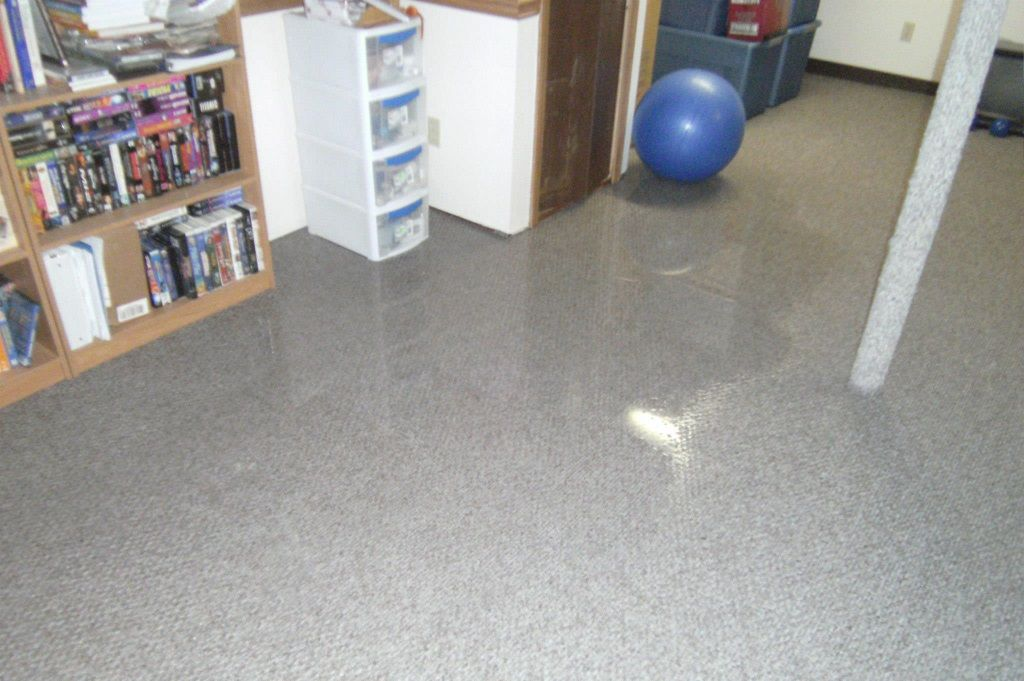 Water Damage! Xtreme Services Cleaning & Restoration in