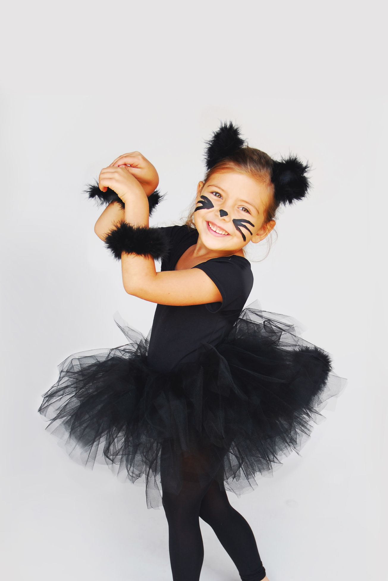 Best DIY Cat Halloween Costume Ideas for Kids and Adults 2019  |Diy Kitty Costume Adult