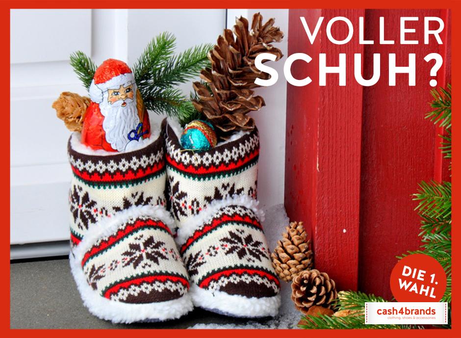 Heute ist Nikolaus - was hast Du heute morgen in deinem Schuh gefunden? Poste doch ein Foto von deinen Nikolausgeschenken :-)