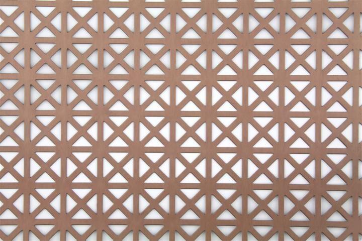 decorative perforated metal ornamental perforated metal accurate alloys inc ca - Decorative Metal Screen