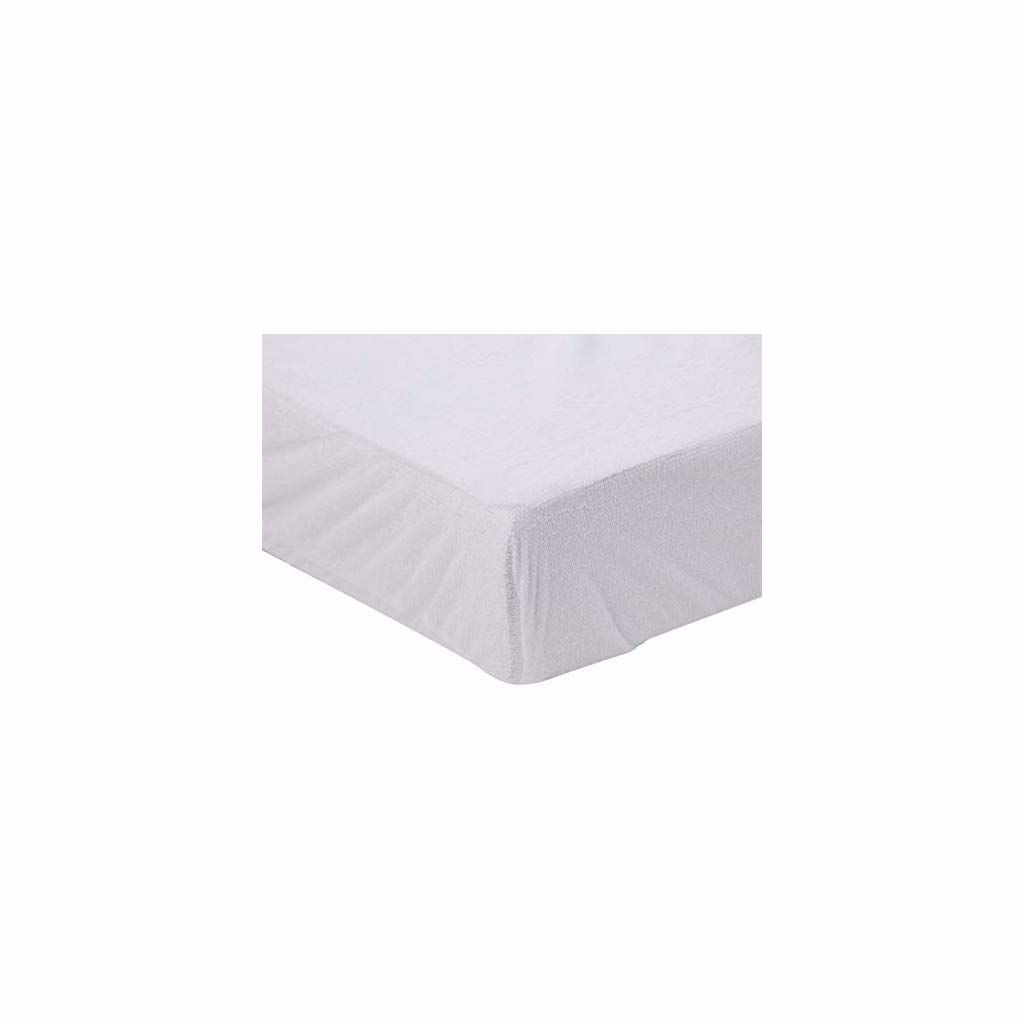 Dudu N Girlie Chicco Next To Me Crib waterproof Mattress Protector Fitted Sheet