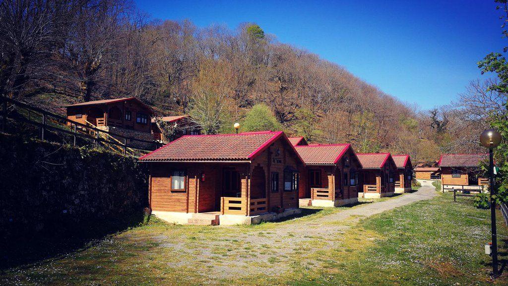 Camping Naranjo De Bulnes Picos De Europa Picos De Europa Europa Bungalows