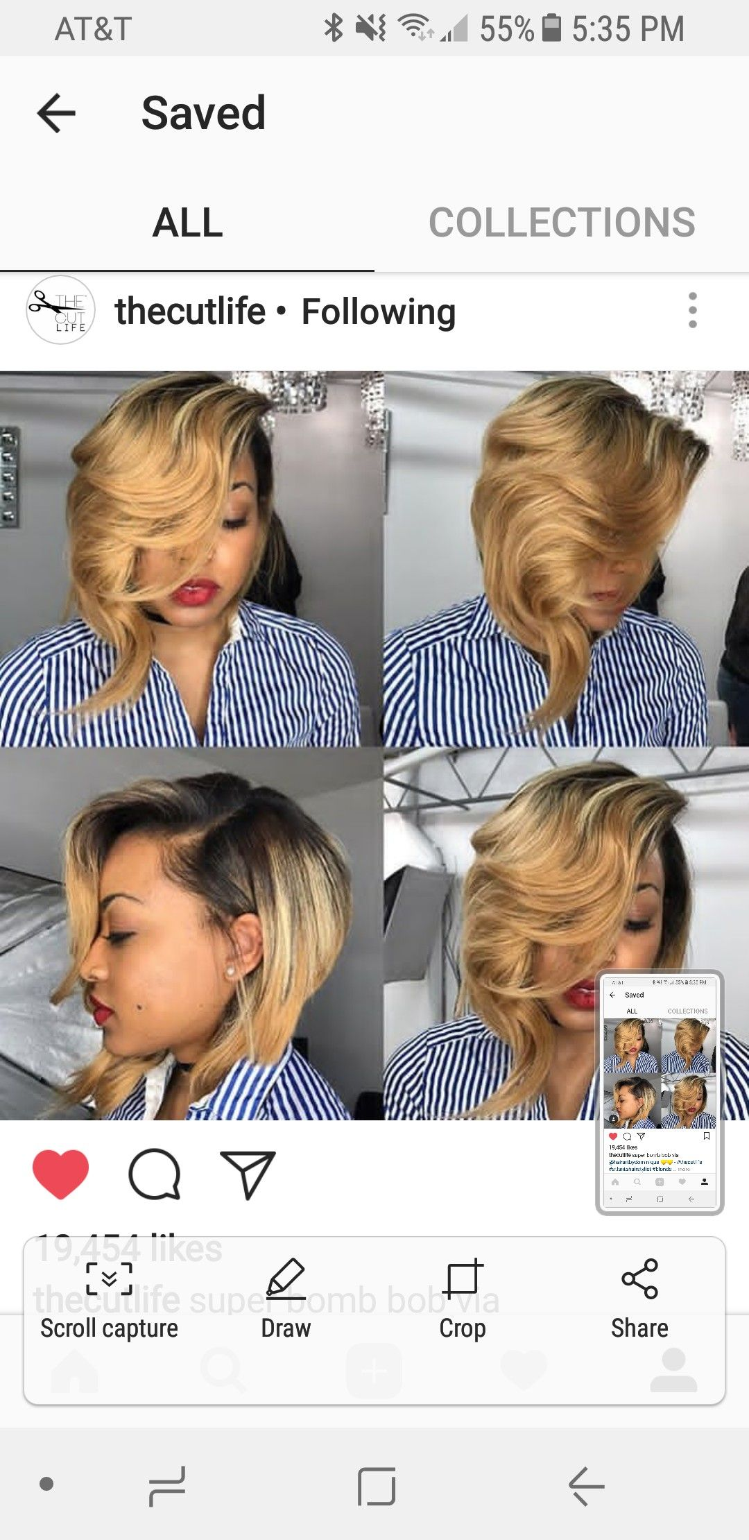 Pin by lish g on hairstyles pinterest bobs hair style and wig